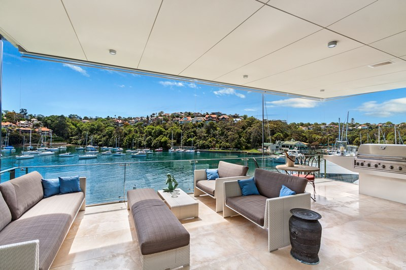 High-End Mosman Apartment