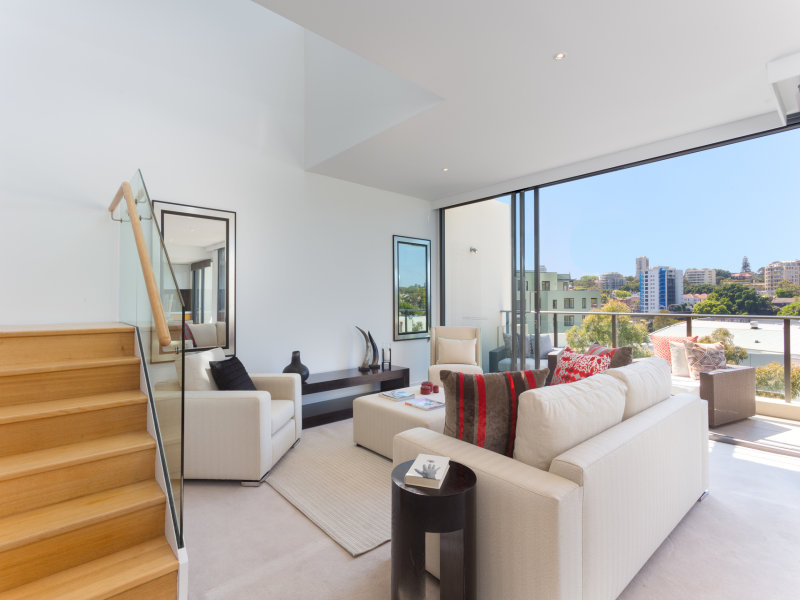 50 McLachlan Avenue Rushcutters Bay - A Downsizer Apartment