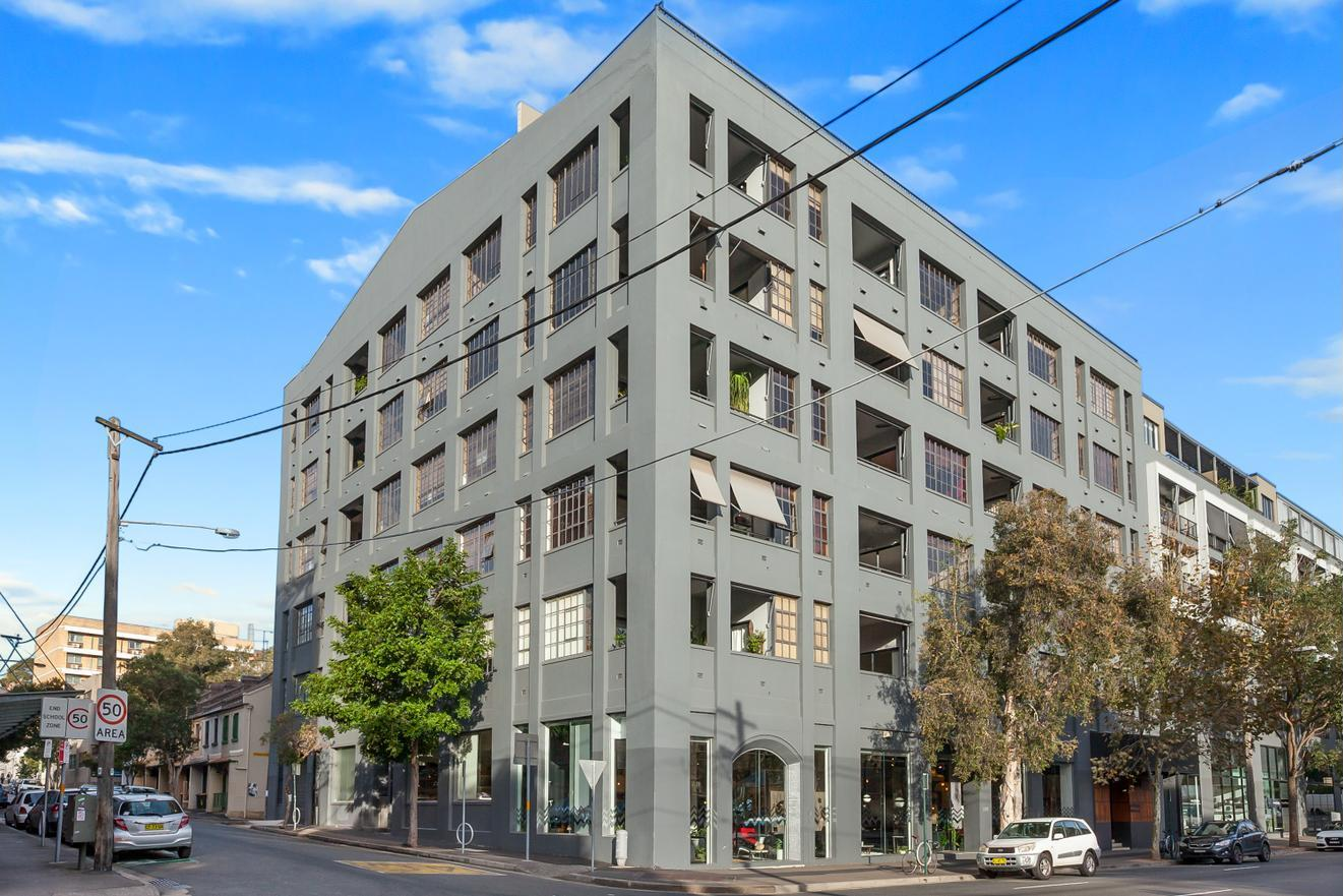 415/188 Chalmers Street Surry Hills